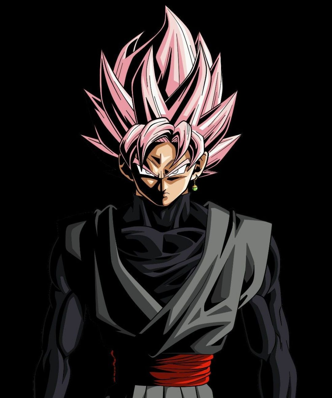 35 Black Goku Android Iphone Desktop Hd Backgrounds