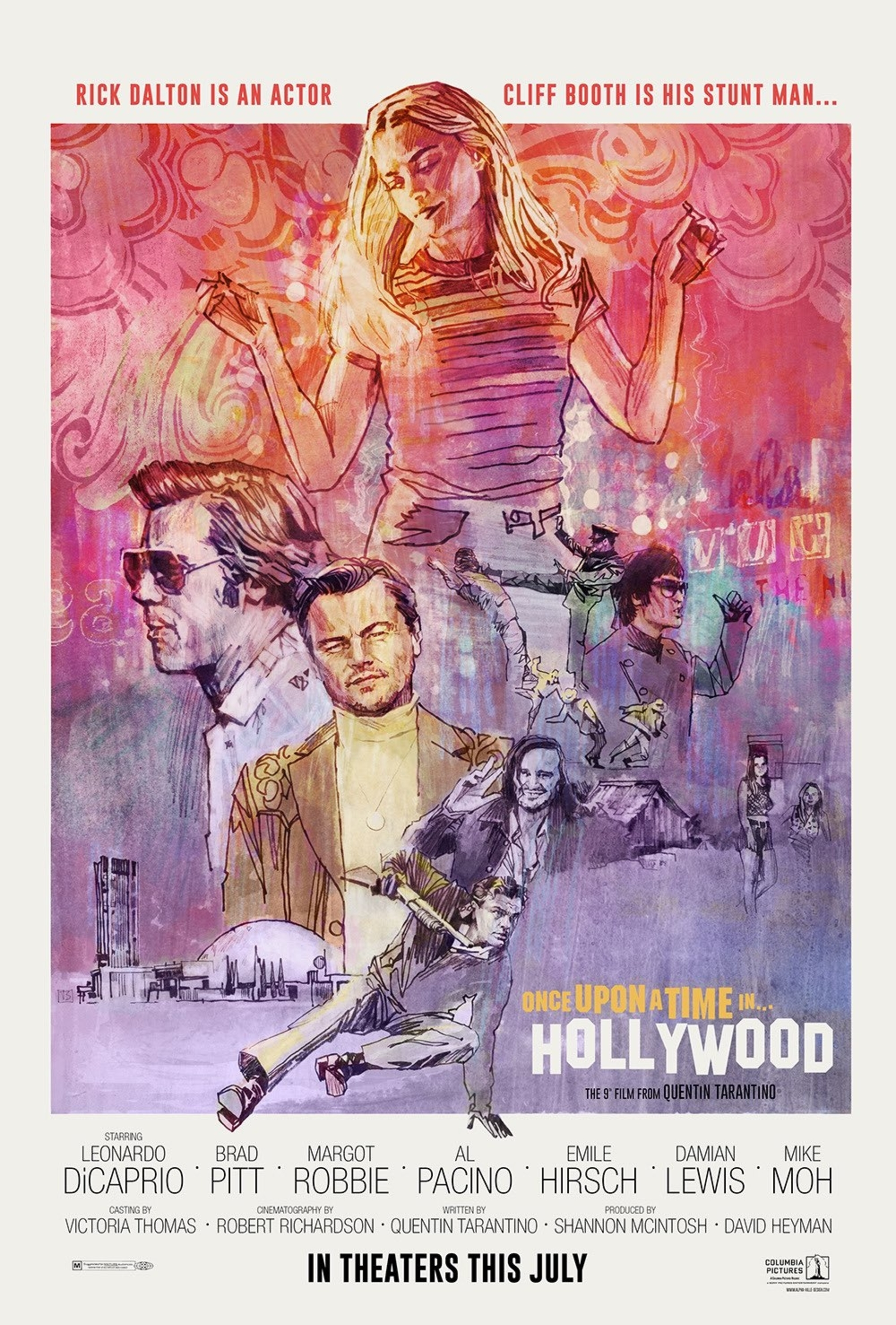 45 Once Upon A Time In Hollywood Android Iphone Desktop