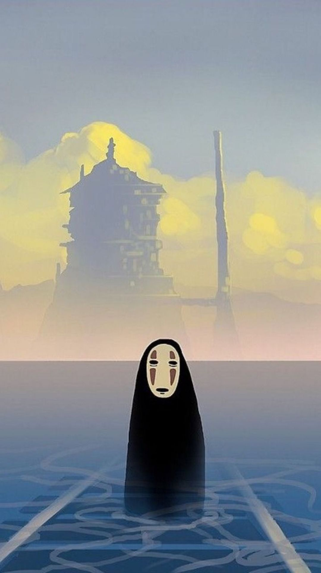 165 Spirited Away Android Iphone Desktop Hd Backgrounds Wallpapers 1080p 4k 1080x1923 2020