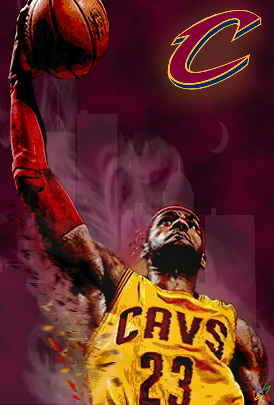 50 Lebron James Android Iphone Desktop Hd Backgrounds Wallpapers 1080p 4k 1080x1595 2021
