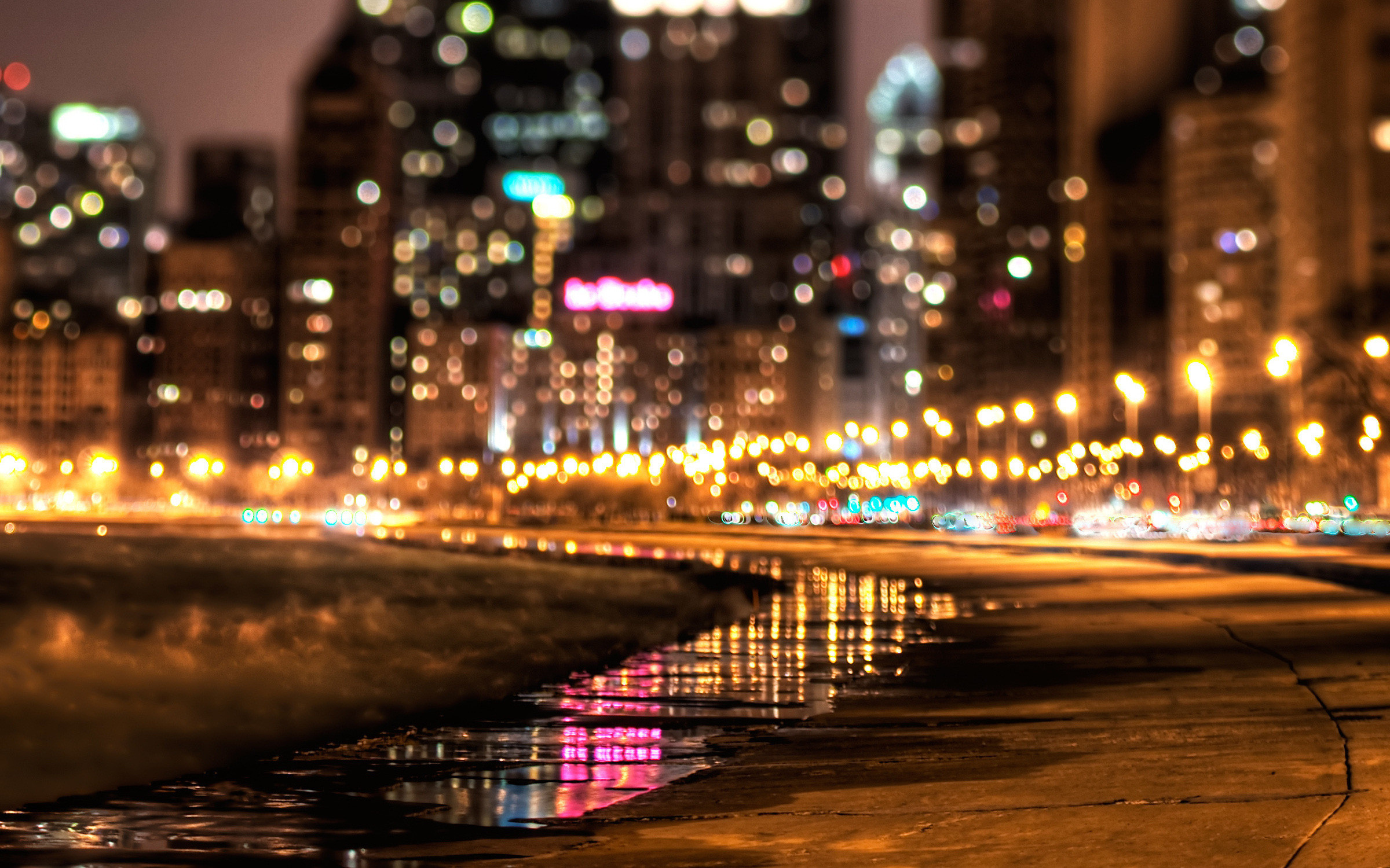 60 Street Wallpaper Hd Night City Android Iphone Desktop Hd Backgrounds Wallpapers 1080p 4k 2400x1500 2020