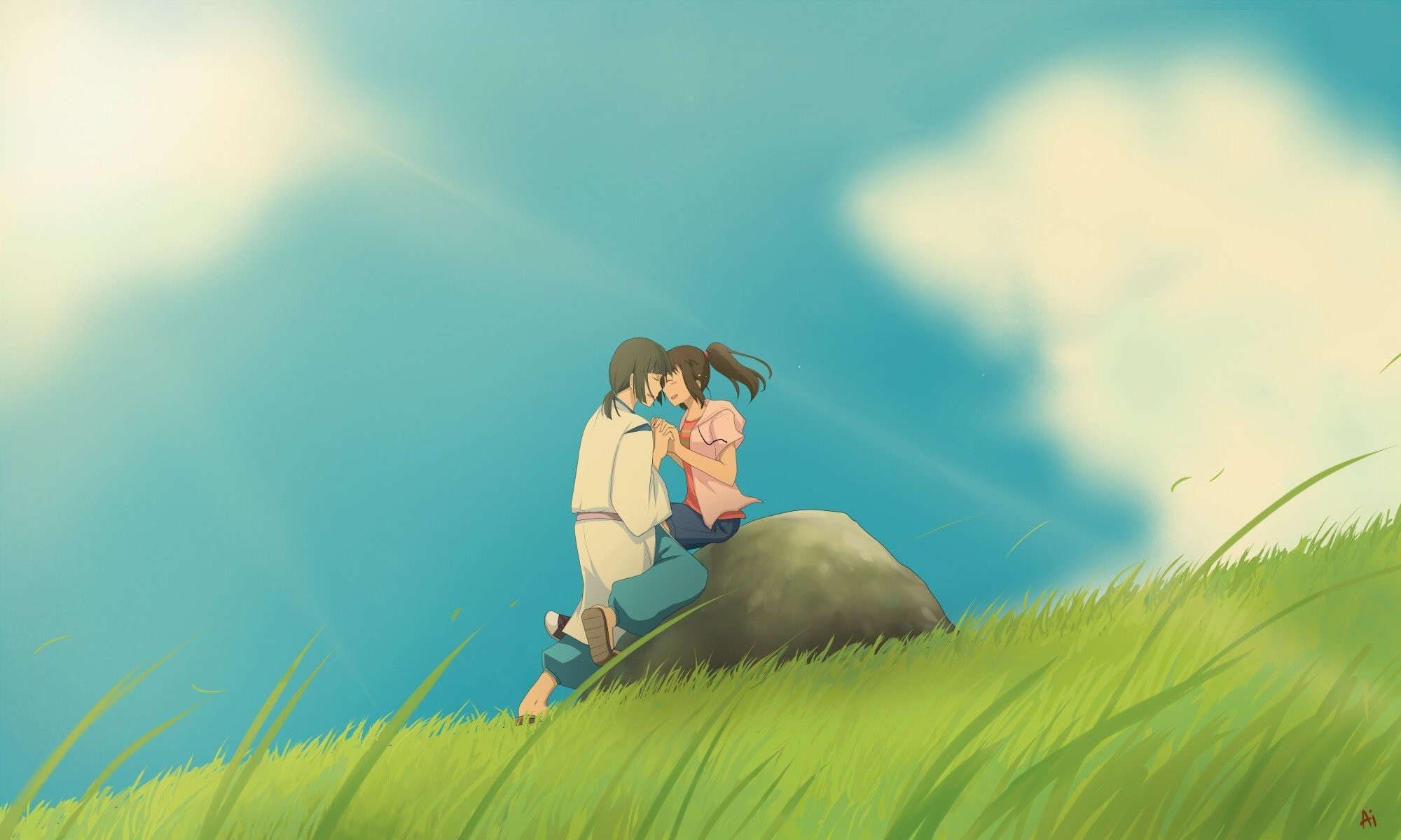 165 Spirited Away Android Iphone Desktop Hd Backgrounds Wallpapers 1080p 4k 2000x1200 2020