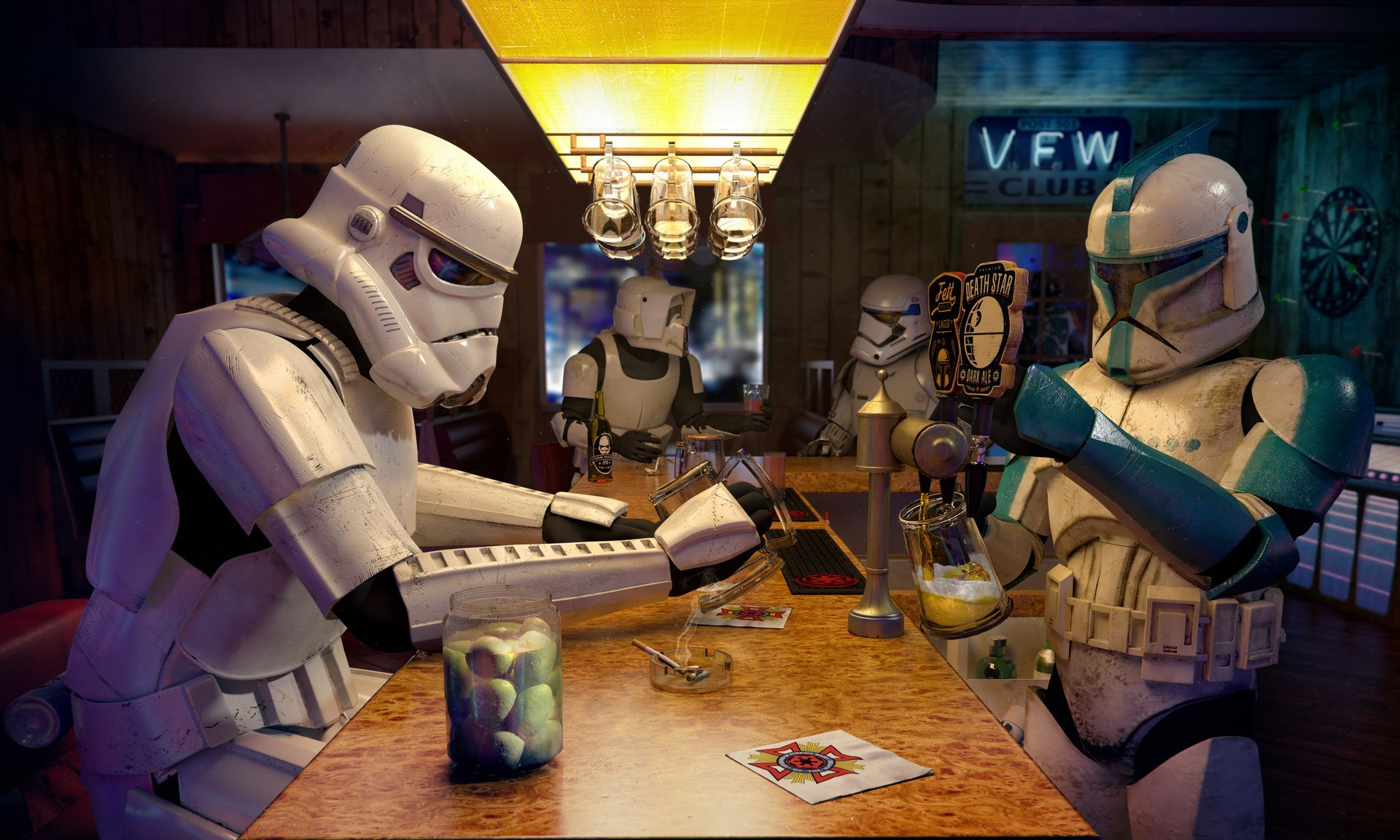 130 Clone Trooper Android Iphone Desktop Hd Backgrounds Wallpapers 1080p 4k 1920x1152 2020