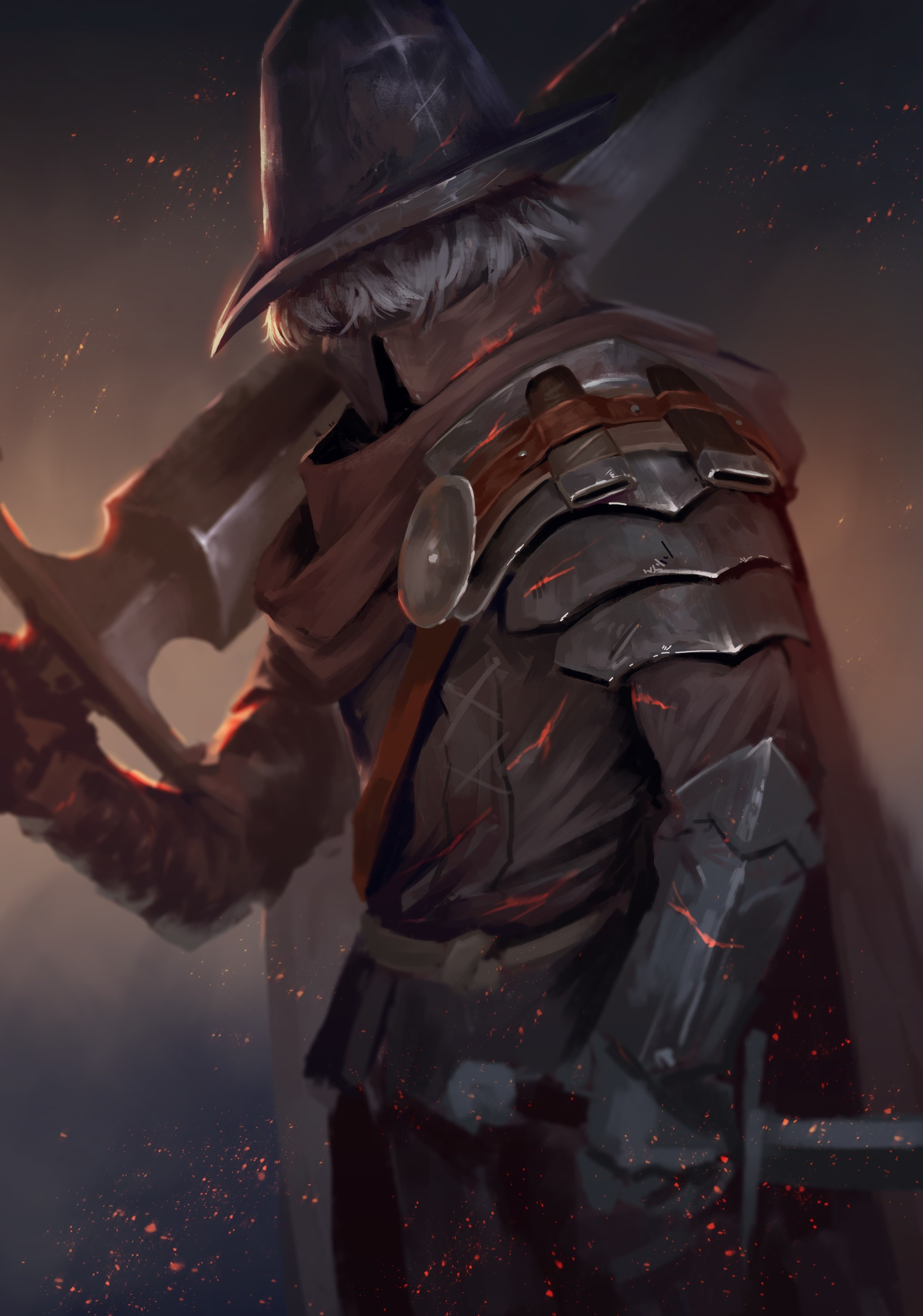 75 Abyss Watchers Android Iphone Desktop Hd Backgrounds Wallpapers 1080p 4k 1920x2739 2020