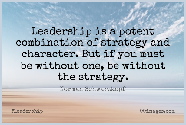 100 Short Leadership Quote By Norman Schwarzkopf About Business Character Vision For Whatsapp Dp Status Instagram Story Facebook Post 614x414 2021