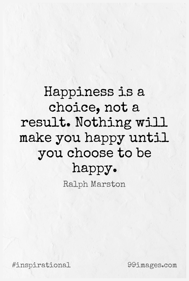 100 Short Inspirational Quote By Ralph Marston About Positive Happiness Happy For Whatsapp Dp Status Instagram Story Facebook Post 618x918 2020