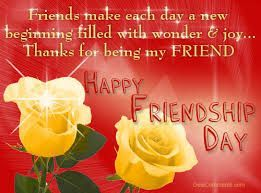 ✅ *Top* Friendship Day[August 4, 2019] HD Quotes & wishes