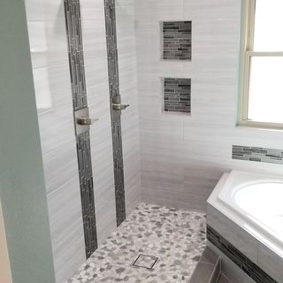 Bathroom / Washroom Design / Decoration (#118639)