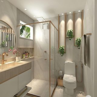 Bathroom / Washroom Design / Decoration (#118667)