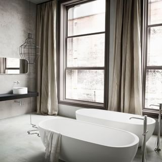 Modern Bathroom / Washroom Design / Decoration (#118665)