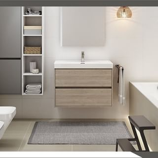 Bathroom / Washroom Design / Decoration (#128093)