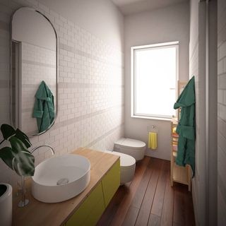 Bathroom / Washroom Design / Decoration (#118650)