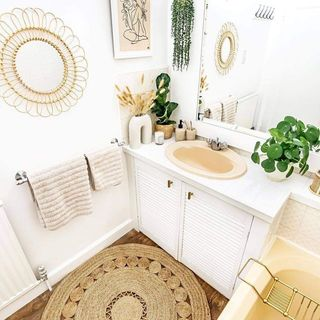 Bathroom / Washroom Design / Decoration (#59337)