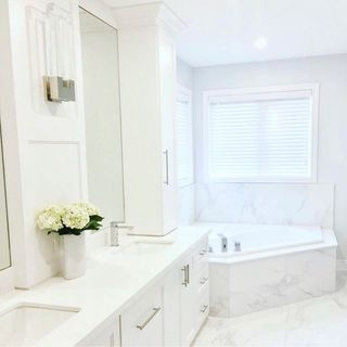 Small Luxury Bathroom / Washroom Design / Decoration (#96240)