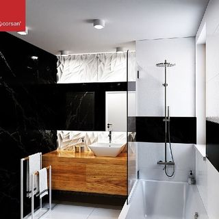 Bathroom / Washroom Design / Decoration (#59327)