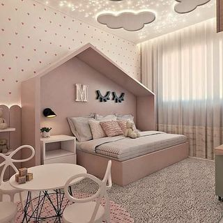 Bed Room Design / Decoration (#93560)