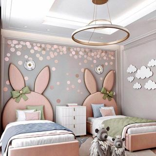 Kids Bed Room Design / Decoration (#102582)