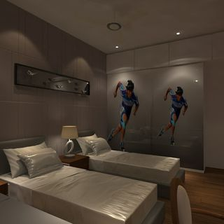 Bed Room Design / Decoration (#127221)