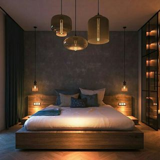 Bed Room Design / Decoration (#56551)