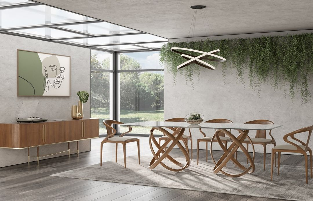 Modern Dining Room Design / Decoration (#123390) (730617) - Dining Room