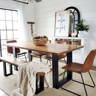 Dining Room Design / Decoration (#129448)