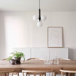 Dining Room Design / Decoration (#129084)