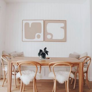 Dining Room Design / Decoration (#109032)