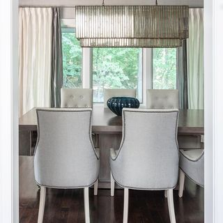 Dining Room Design / Decoration (#51956)