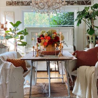 Dining Room Design / Decoration (#52024)