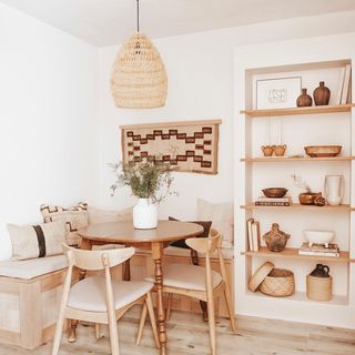 Small Dining Room Design / Decoration (#123300)