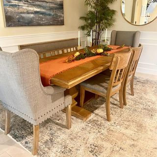Dining Room Design / Decoration (#123279)