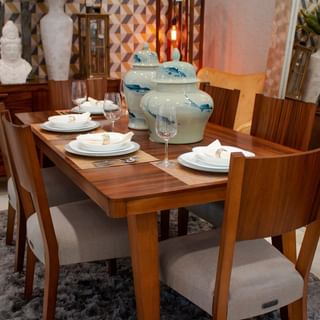 Dining Room Design / Decoration (#123323)