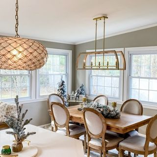 Dining Room Design / Decoration (#82508)