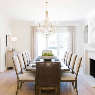 Dining Room Design / Decoration (#82550)