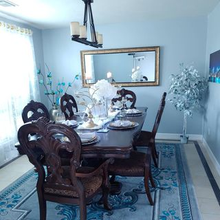 Dining Room Design / Decoration (#116637)