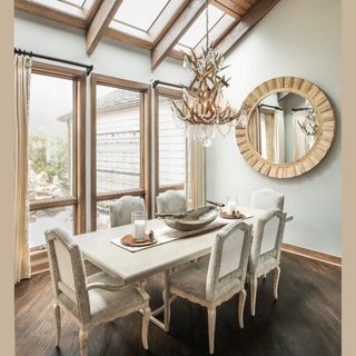 Dining Room Design / Decoration (#116623)