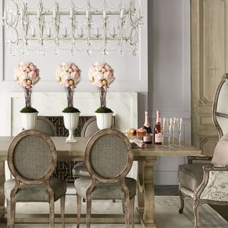 Dining Room Design / Decoration (#116632)
