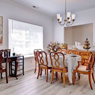 Dining Room Design / Decoration (#113628)