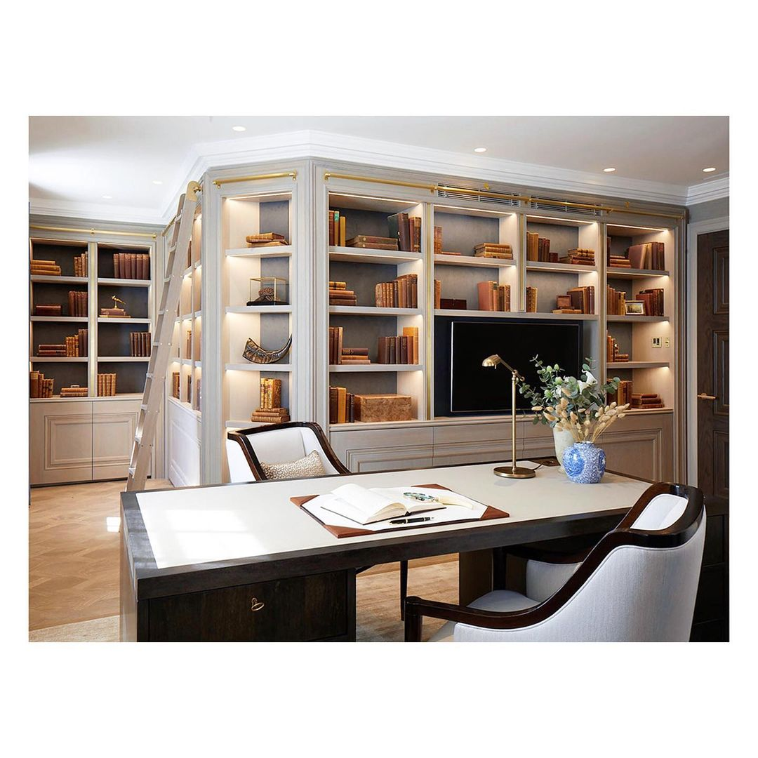 Luxury Home Office Design / Decoration (#103176) (712184) - Home Office