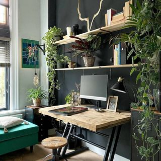Home Office Design / Decoration (#118917)