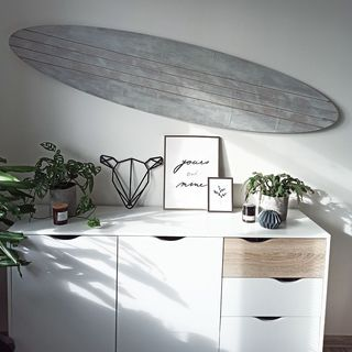 Wooden Home Office Design / Decoration (#99973)