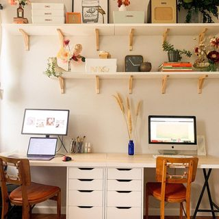 Home Office Design / Decoration (#125777)