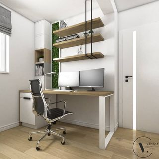 Home Office Design / Decoration (#118925)