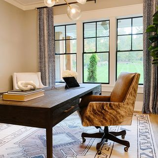 Green Home Office Design / Decoration (#118811)