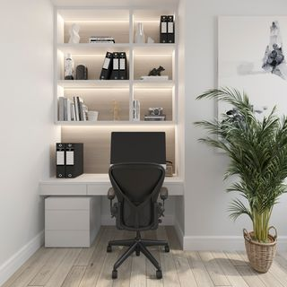 Home Office Design / Decoration (#68575)