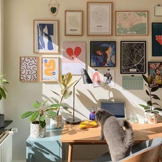 Home Office Design / Decoration (#103164)