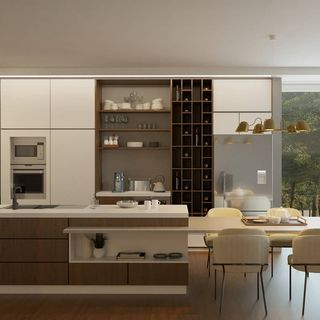 Luxury Kitchen Design / Decoration (#71199)