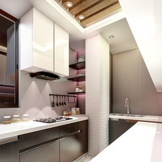Kerala Kitchen Design / Decoration (#95983)