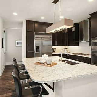 Big Luxury Kitchen Design / Decoration (#118408)
