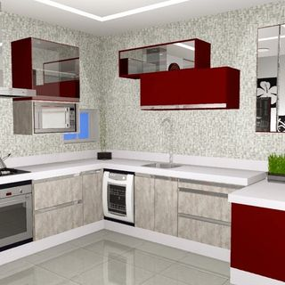 Kitchen Design / Decoration (#111953)